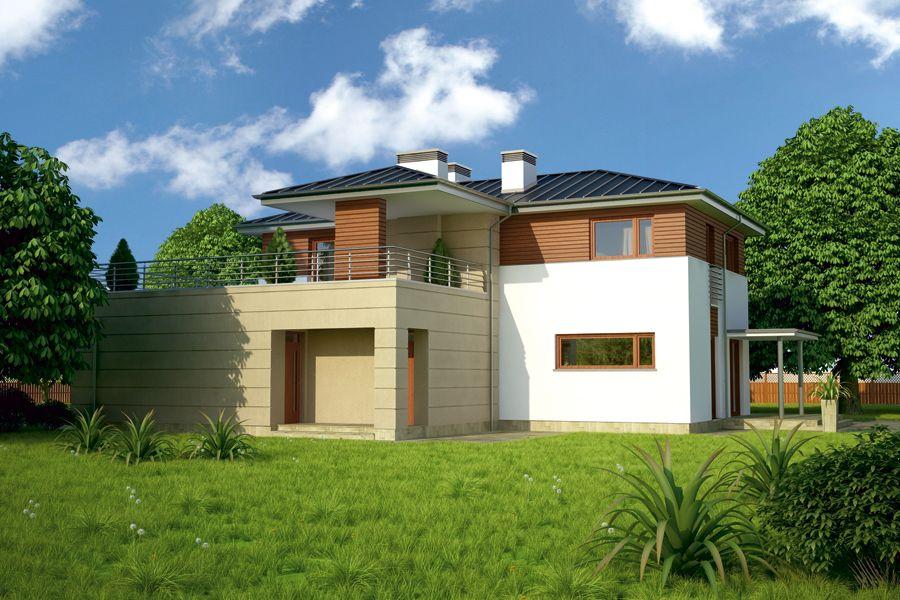 Готовые проекты : м137а проект дома - легкий ветер - вариант.